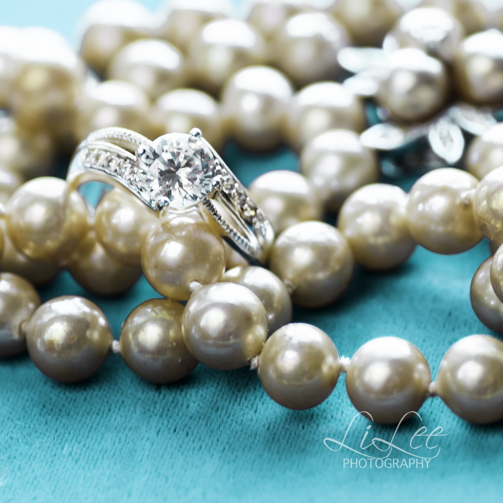 February Bling for the Newly Engaged - Portrait & Wedding